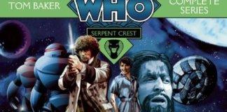 Doctor Who: Serpent Crest (c) BBC Audio Books