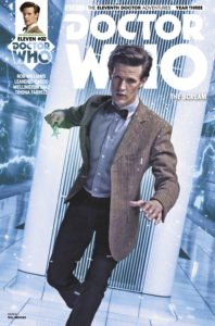 TITAN COMICS - DOCTOR WHO: ELEVENTH DOCTOR #3.2 - COVER B: Will Brooks Photo