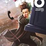 TITAN COMICS - DOCTOR WHO: ELEVENTH DOCTOR #3.3 - COVER A: Claudia Iannciello