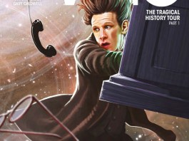 TITAN COMICS - DOCTOR WHO: ELEVENTH DOCTOR #3.3 - COVER A: Claudia Iannciello