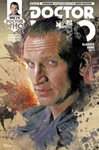 TITAN COMICS - DOCTOR WHO: NINTH DOCTOR #10 - COVER B: Will Brooks