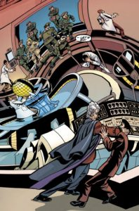 TITAN COMICS - DOCTOR WHO: THIRD DOCTOR #5 - PREVIEW 2