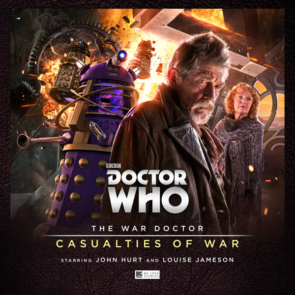 BIG FINISH - THE WAR DOCTOR VOLUME 04: CASUALTIES OF WAR