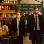 David Tennant and Olivia Colman - Broadchurch Series 3 (c) ITV