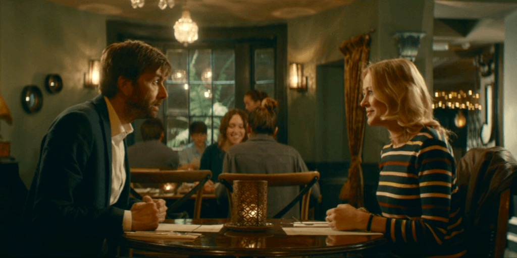 Alec Hardy (David Tennant) & Zoe (Elen Rhys) - Broadchurch S03E04 ©ITV