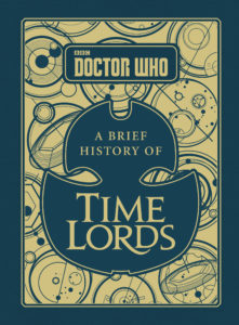Doctor Who: A Brief History of Time Lords - (C) BBC BOOKS