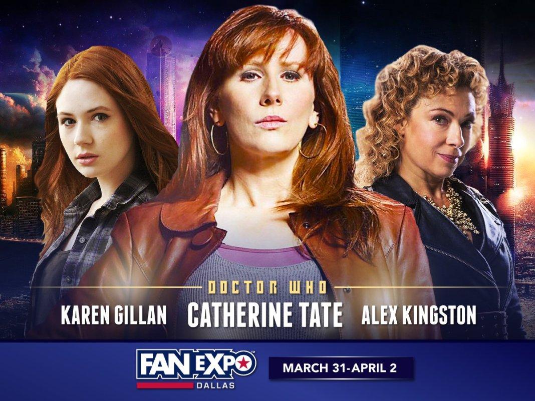 Fan Expo Dallas 2017
