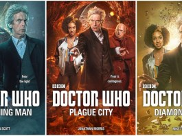 New Doctor Who Books (c) BBC Books