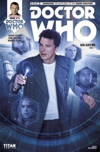 TITAN COMICS - DOCTOR WHO 9TH DOCTOR #11 Cover B: Photo, Will Brooks