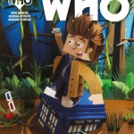 DOCTOR WHO: TENTH DOCTOR #3.3 COVER C: Papercraft variant