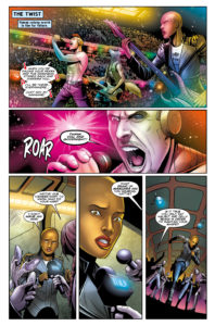 TITAN COMICS - DOCTOR WHO: TWELFTH DOCTOR YEAR THREE #1 - PREVIEW 3