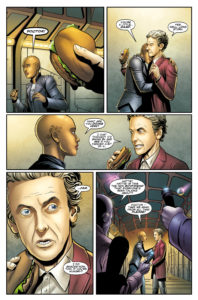 TITAN COMICS - DOCTOR WHO: TWELFTH DOCTOR YEAR THREE #1 - PREVIEW 4