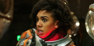 Doctor Who S10 - Picture Shows: Screen grab from episode 5 Bill (PEARL MACKIE) - (C) BBC - Photographer: screen grabs