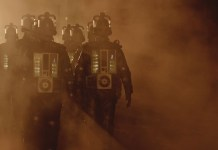 Doctor Who S10 - Picture Shows: Mondasian Cybermen - (C) BBC - Photographer: screen grabs