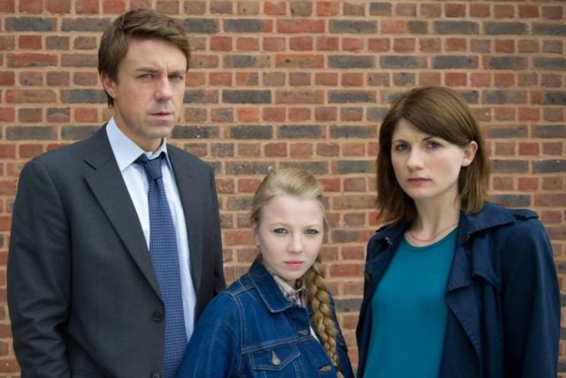 The Latimers - Broadchurch ©ITV