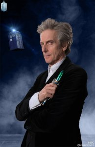 Doctor Who Series 10 Character Image - The Doctor (Peter Capaldi) (c) BBC