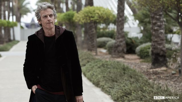Doctor Who S10 E02 - Smile - The Doctor (PETER CAPALDI) © BBC