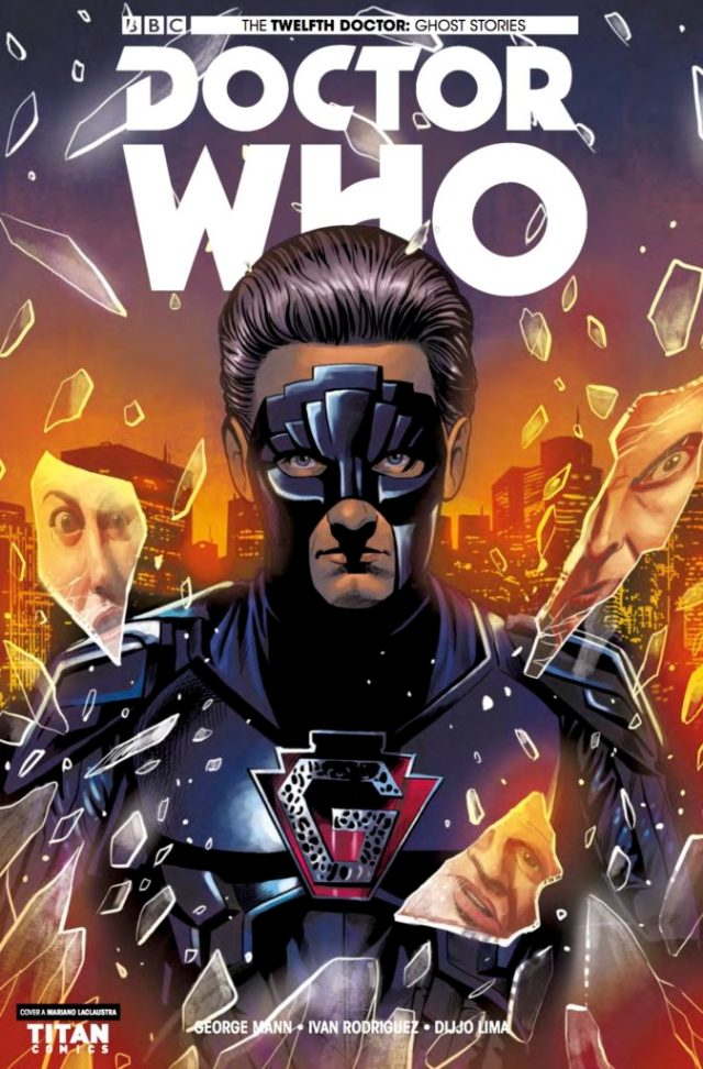 TITAN COMICS - DOCTOR WHO: GHOST STORIES #1 (OF 4) COVER A: Mariano Laclaustra
