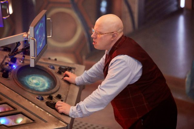 Doctor Who S10 - TX: 15/04/2017 - The Pilot - Picture Shows: Nardole (MATT LUCAS) - (C) BBC - Photographer: Simon Ridgway
