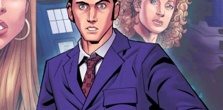 TITAN COMICS - DOCTOR WHO: THE TENTH DOCTOR YEAR THREE #4 COVER A: WELLINGTON ALVES
