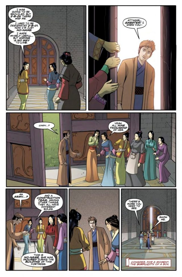 TITAN COMICS - DOCTOR WHO: THE TENTH DOCTOR YEAR THREE #4 PART 2 (OF 2)