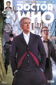 ​DOCTOR WHO: TWELFTH DOCTOR YEAR 3 #2 COVER B - PHOTO Will Brooks