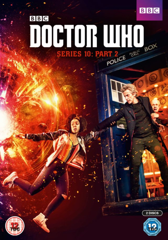 Doctor Who Series 10 DVD & Blu-Ray Part 2