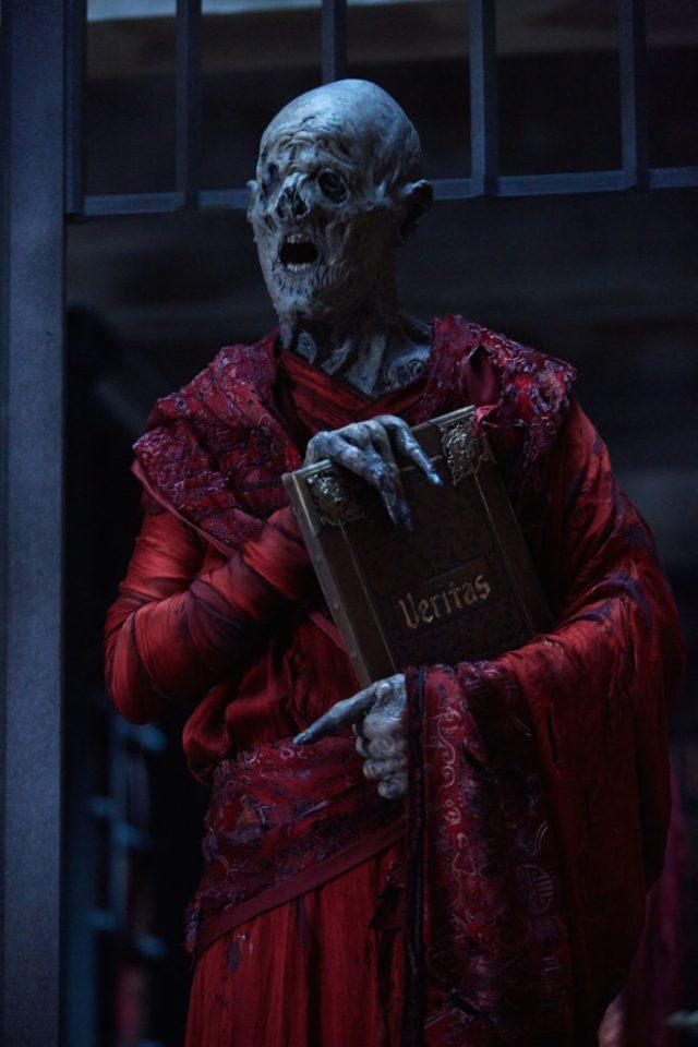 Doctor Who S10 Monk - (C) BBC/BBC Worldwide - Photographer: Simon Ridgway