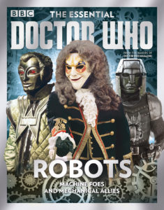 The Essential Doctor Who: Robots © Panini