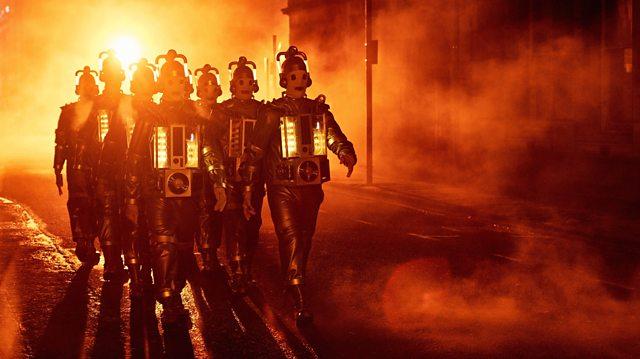 Doctor Who Series 10 Episode 11 - Mondasian Cybermen © BBC
