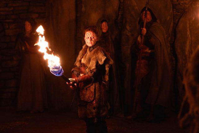 Doctor Who S10 - The Eaters of Light (No. 10) - Kar (REBECCA BENSON) - (C) BBC/BBC Worldwide - Photographer: Simon Ridgway