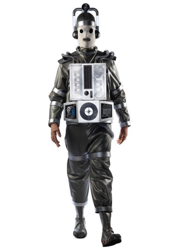 Doctor Who S10 – World Enough and Time - Mondasian Cyberman - (C) BBC/BBC Worldwide - Photographer: Simon Ridgeway