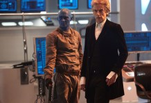 Doctor Who S10 – World Enough and Time - Jorj (OLIVER LANSLEY), The Doctor (PETER CAPALDI) - (C) BBC/BBC Worldwide - Photographer: Simon Ridgway