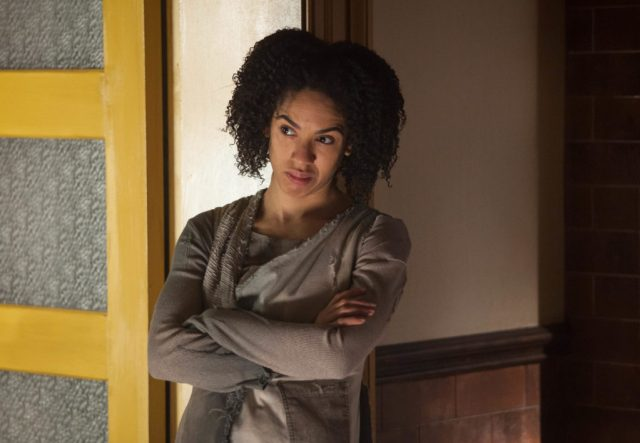 Doctor Who S10 – World Enough and Time – Bill (PEARL MACKIE) - (C) BBC/BBC Worldwide - Photographer: Simon Ridgway