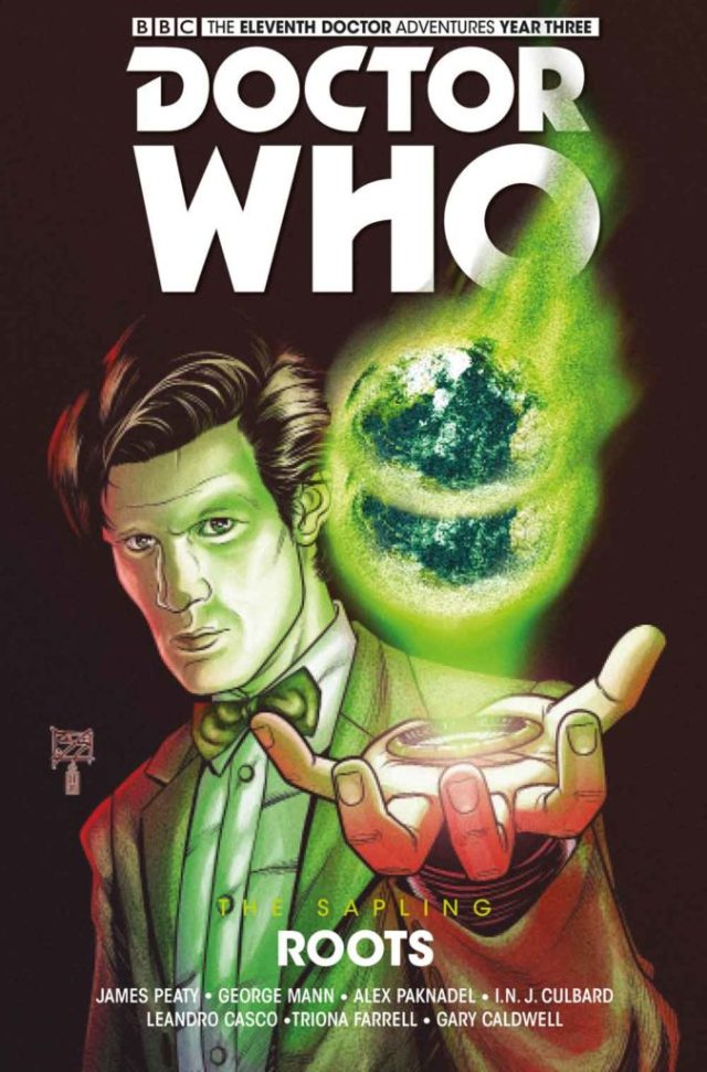 TITAN COMICS - ELEVENTH DOCTOR: THE SAPLING VOL. 2: ROOTS HC