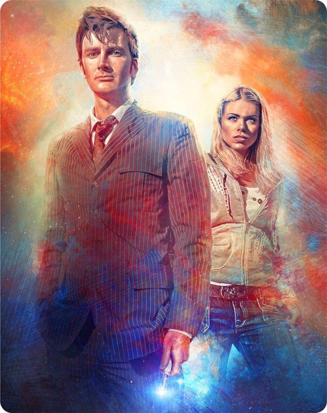 Doctor Who Series 2 Steelbook