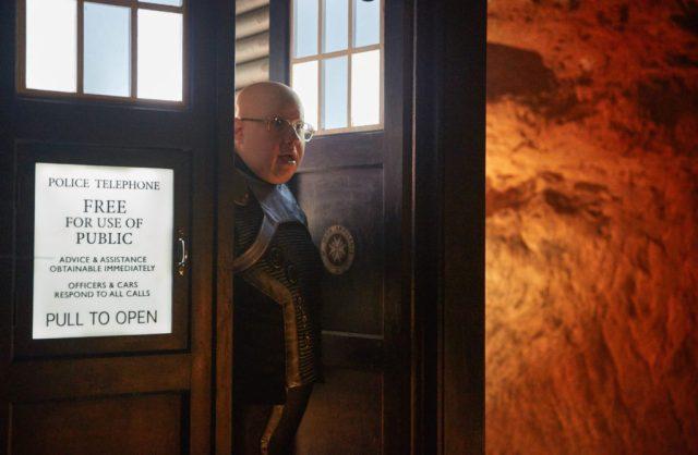 Doctor Who S10 Empress of Mars (No. 9) Nardole (MATT LUCAS) - (C) BBC/BBC Worldwide - Photographer: Simon Ridgway