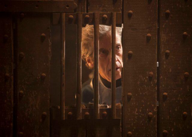 Doctor Who S10 - Empress of Mars (No. 9) - The Doctor (PETER CAPALDI) - (C) BBC/BBC Worldwide - Photographer: Jon Hall