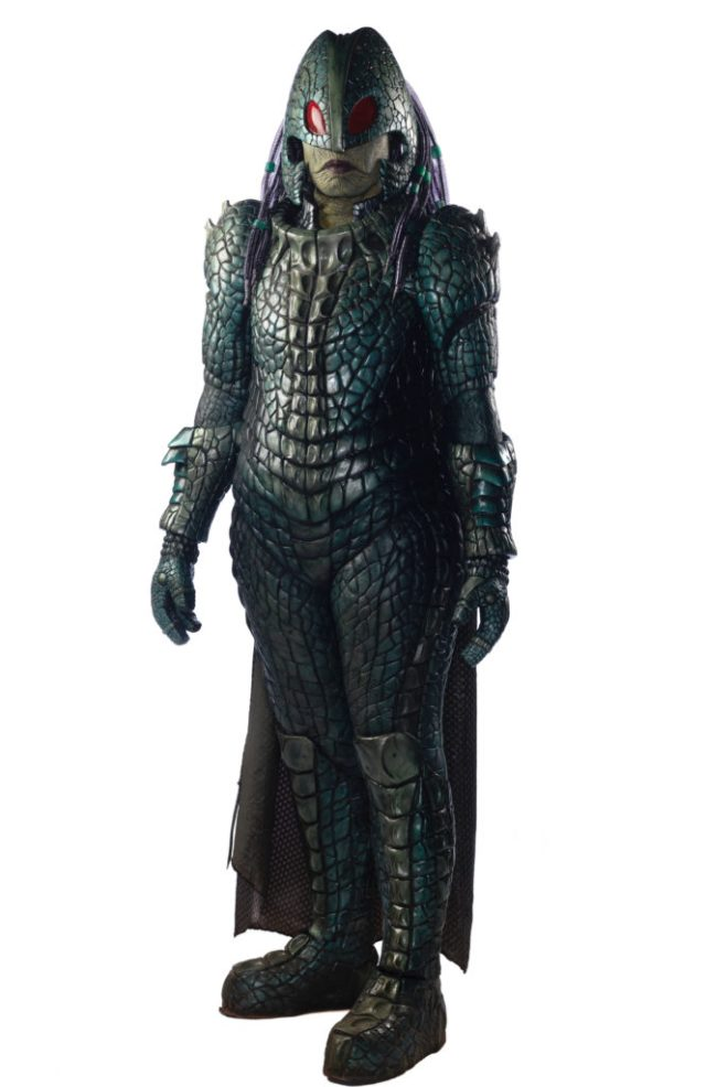 Doctor Who S10 Empress of Mars (No. 9) Iraxxa (ADELE LYNCH) - (C) BBC/BBC Worldwide - Photographer: Simon Ridgway