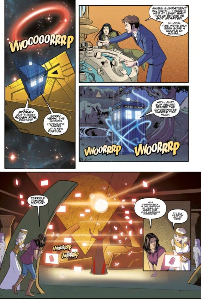 DOCTOR WHO TENTH DOCTOR VOL 07 WAR OF GODS