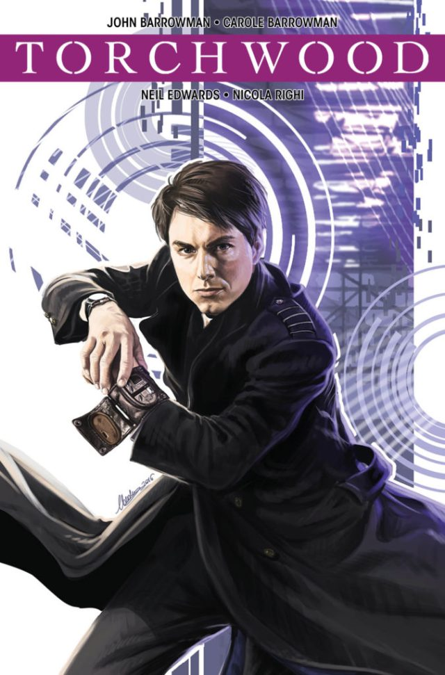 TITAN COMICS - Torchwood: THE CULLING #1 Cover A: Claudia Ianniciello