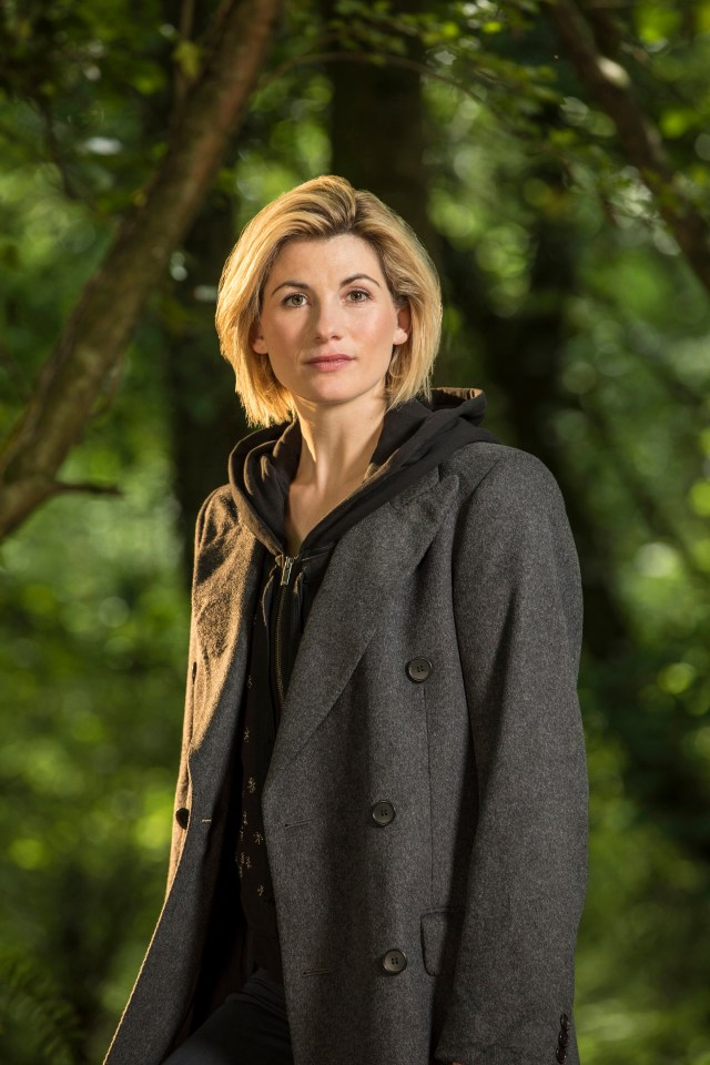 Doctor Who S11 - Episode: n/a (No. n/a) - Picture Shows: The Doctor (JODIE WHITTAKER) - (C) BBC - Photographer: Colin Hutton