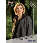 Jodie Whittaker - The Doctor - Topps BBC Worldwide