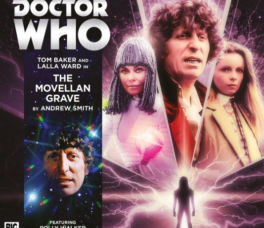 Doctor Who - The Movellan Grave - Big Finish