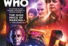 Doctor Who - The High Price of Parking - Big Finish