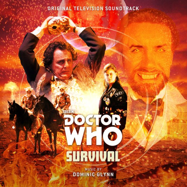 Doctor Who - Survival (1989) © Silva Screen