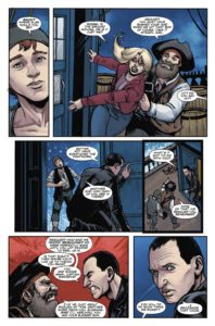 DOCTOR WHO: THE LOST DIMENSION #2 - NINTH DOCTOR SPECIAL