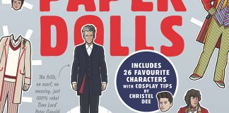 Paper Dolls Cover