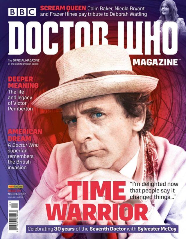Doctor Who Magazine 517