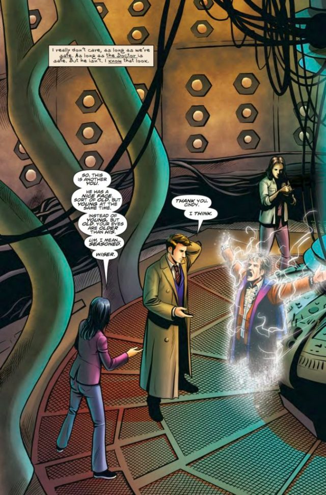 The Lost Dimension #3 - Tenth Doctor Special
